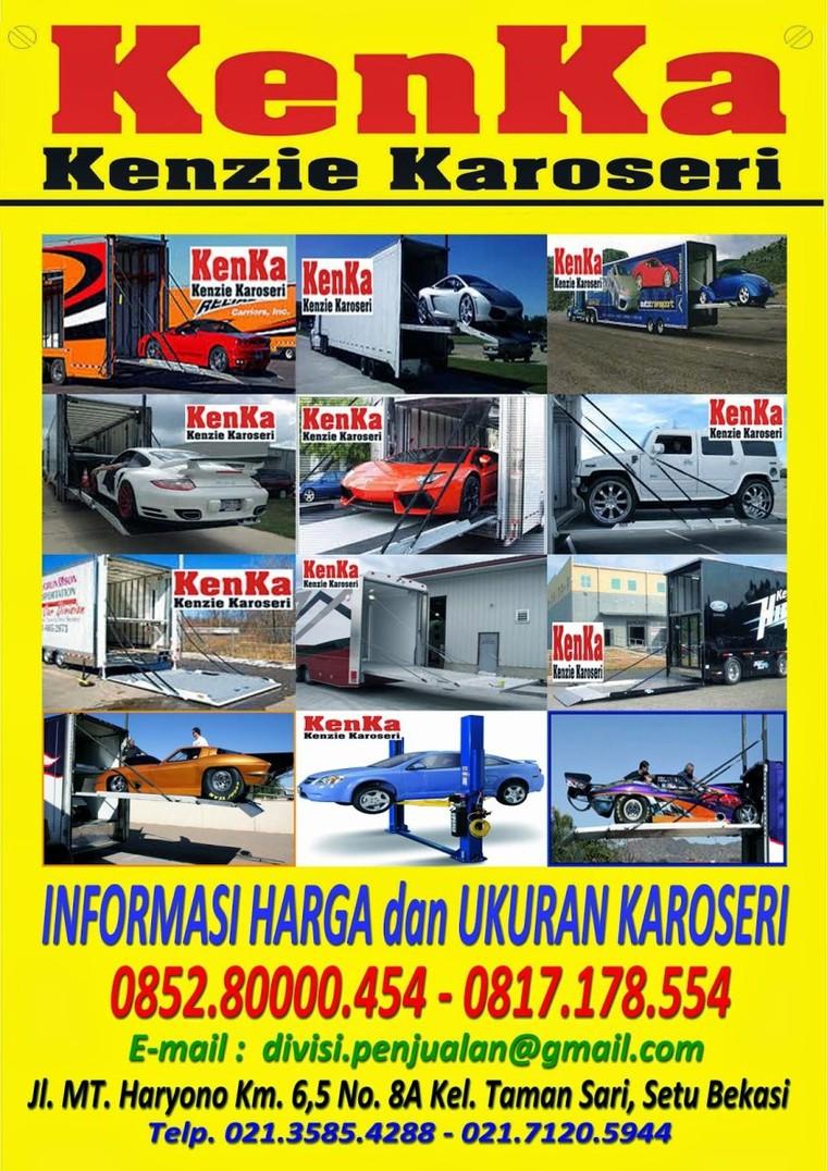 KAROSERI TRUCK TOWING MOBIL SPORT  KAROSERI KENKA