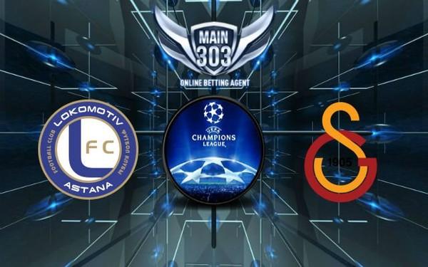 Prediksi Astana vs Galatasaray 30 September 2015