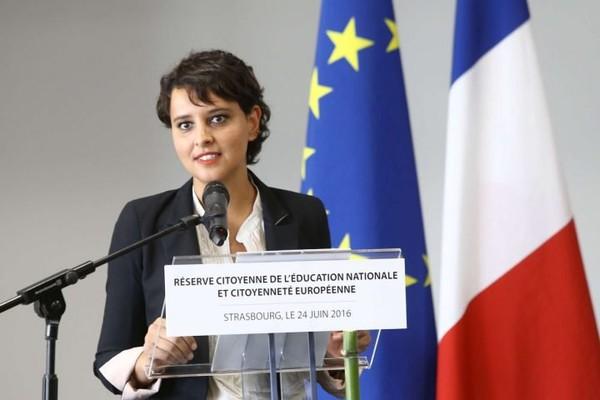 Régénérer l'Europe et la citoyenneté européenne – Discours de Strasbourg, 24 juin 2016 | Najat Vallaud-Belkacem