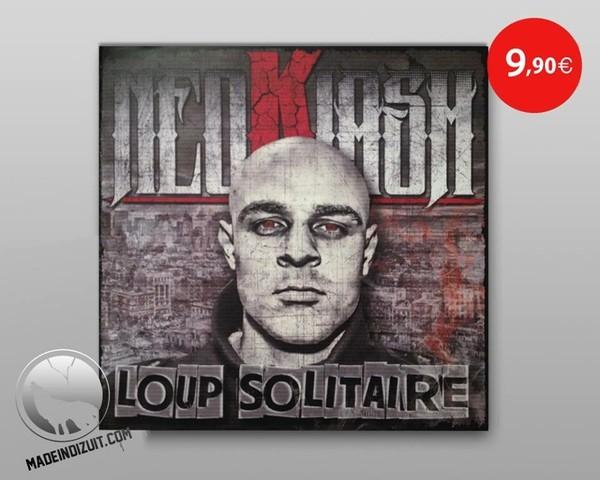 Album Neoklash Loup Solitaire