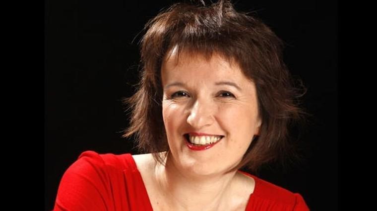 Anne Roumanoff: poupée de rire au musée Grévin