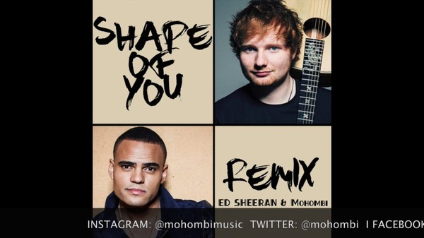Ed Sheeran & Mohombi - Shape Of You [Remix] - YouTube