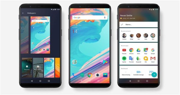 The OnePlus 5T is official: heading to the 18: 9 and new photo module