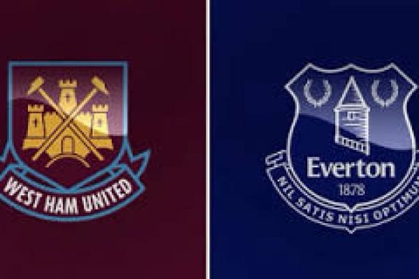 Prediksi WEST HAM UNITED vs Everton 22 April 2017