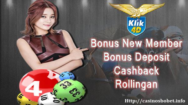 Situs Judi Togel Online Terbaik | Bandar Togel Klik4D | Casino Sbobet |