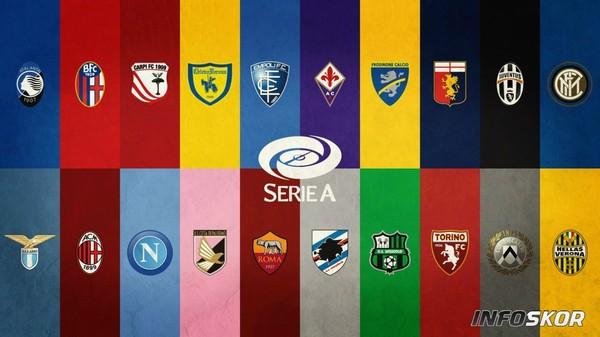 Jadwal Liga Italia Serie A Bulan Februari 2017 - Infoskor.co