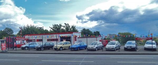 The car sales slowdown has its pluses