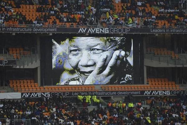 Le monde unanime dans son éloge à Mandela, «géant de l'Histoire»