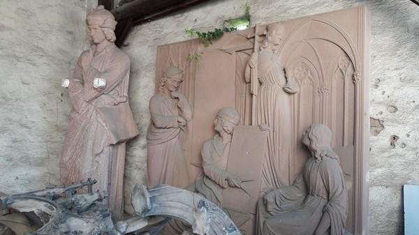 Strasbourg: la candidature de la Fondation de l'Œuvre Notre-Dame à l'Unesco s'accélère