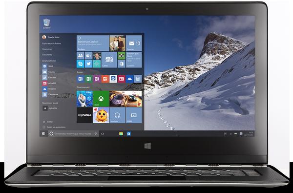 Fonctionnalités Windows10 - Microsoft