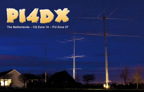 PI4DX Callsign Page