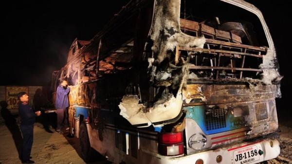 Moyen-orient - Près de soixante morts dans un accident de la route au Pakistan