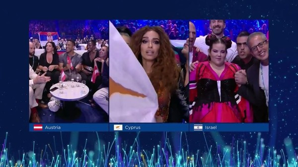 """Eurovision Song Contest on Instagram: """"The Winner of the 2018 #Eurovision Song Contest is ISRAEL!🇮🇱"""""""
