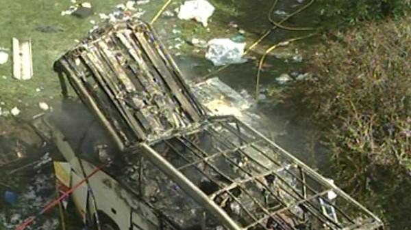 Non-lieu dans l'accident mortel du car polonais en Isère - France - TF1 News
