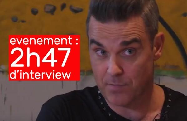 Robbie Williams a-t-il fait un AVC en Septembre ? - Robbie Williams Live