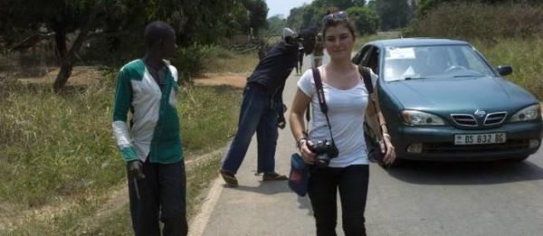 Le corps de Camille Lepage ramené mercredi à Bangui