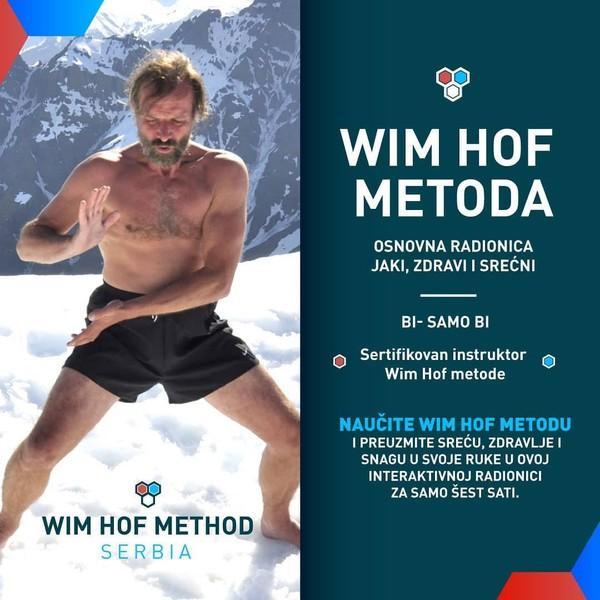 "Wim Hof Method Serbia on Instagram: ""Wim Hof Metoda Srbija 🇷🇸🤜🏻🤛🏻 Prijavi se i ti 🗓 30. i 31. Mart🗓 13. i 14. April📍 Jandala Imanje, Krčedin#wimhofmethodserbia"""