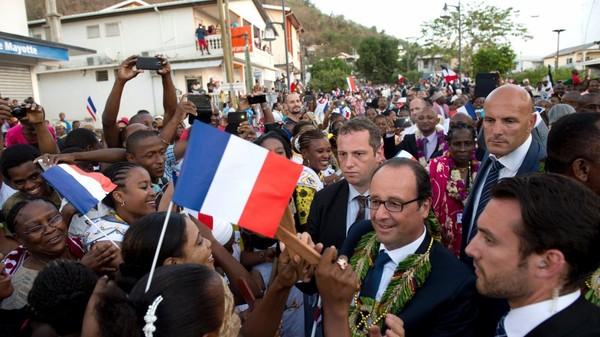 @GaucheHollande: Réélection de François Hollande en 2017