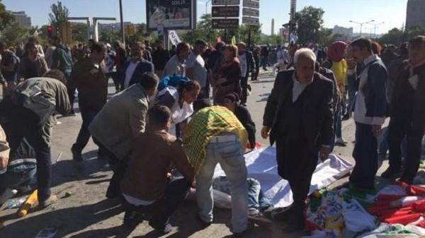 Turquie : une explosion à Ankara fait au moins trente morts