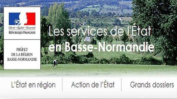 Le site internet de la préfecture de région fait peau neuve - France 3 Basse-Normandie