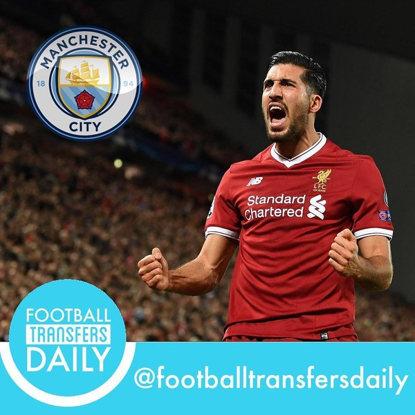 Instagram post by Football Transfers & Rumours • Nov 12, 2017 at 7:24pm UTC