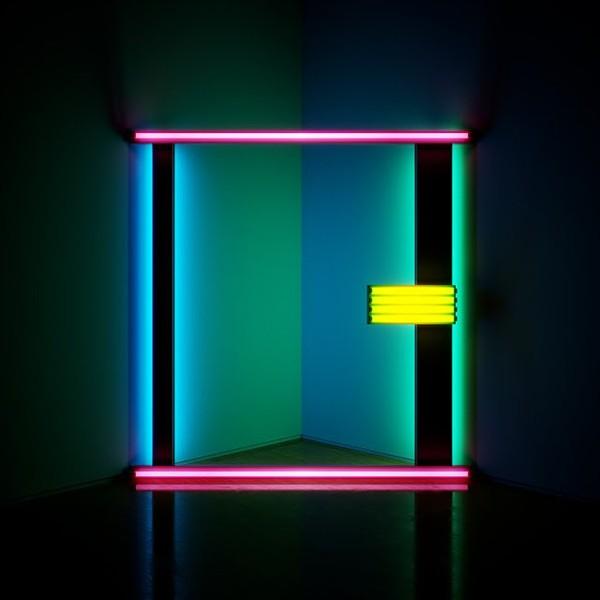 Exposition Art Blog: Dan Flavin - Installations from fluorescent light fixtures