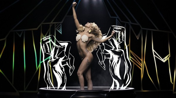 Applause (Official) - Lady Gaga