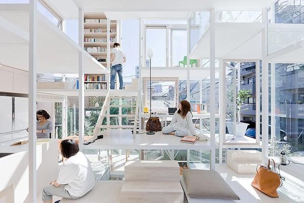 Amazing stunning fujimoto house - NICE PLACE TO VISIT