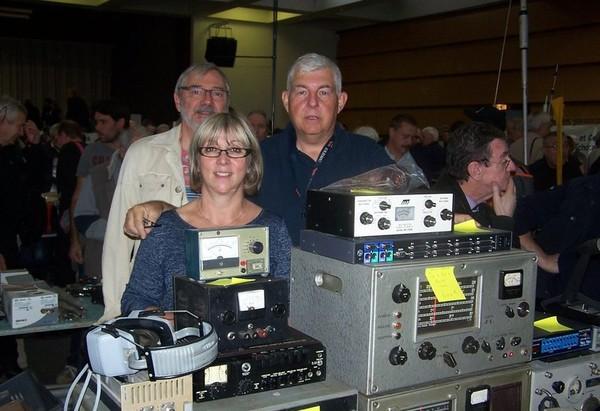 Le Journal du 11m - Plus de mille passionnés au salon des radioamateurs