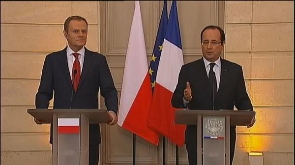 """Hollande sur le Mali : """"Nous sommes en train de gagner cette bataille"""""""