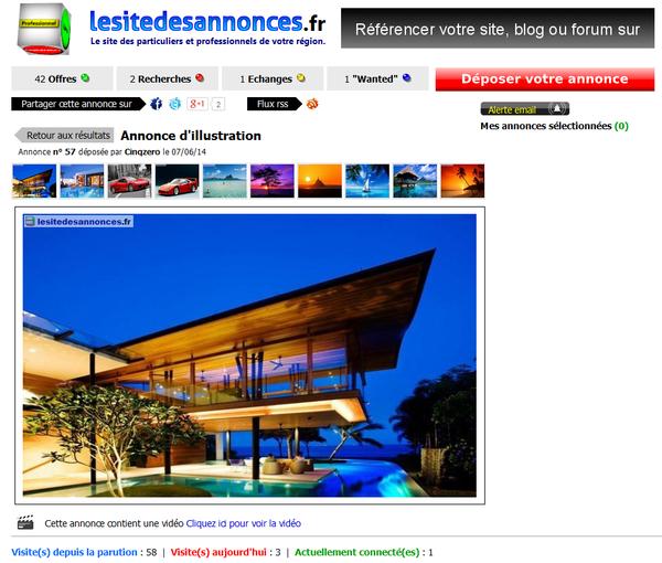 Invitons à venir découvrir notre nouveau site. - Paris, Île-de-France - Chezmatante.fr
