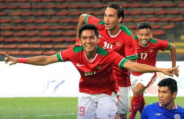 Prediksi Skor Indonesia vs Kamboja 4 Oktober 2017, Friendly Match - Top Bola