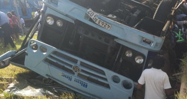 Scène d'horreur à Sorèze: dix morts et 45 blessés dans un violent accident sur l'autoroute | lexpress.mu