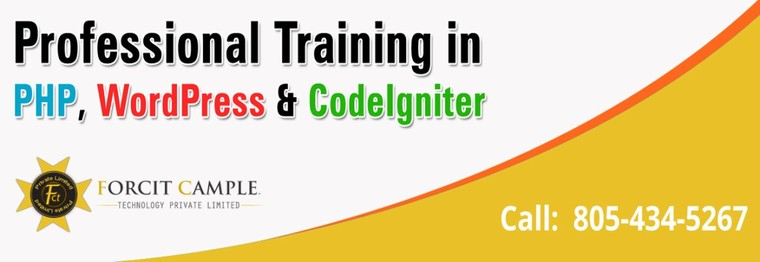 PHP Institute in Chandigarh - ForcitCample Pvt Ltd (8054345267)