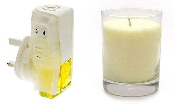 Air fresheners and scented candles 'to blame for pollution in home'