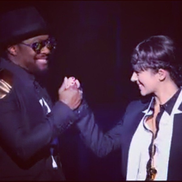 .@alizeeofficiel | Merci @iamwill ! | Webstagram