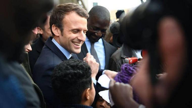Emmanuel Macron est élu Président de la République française - LNO
