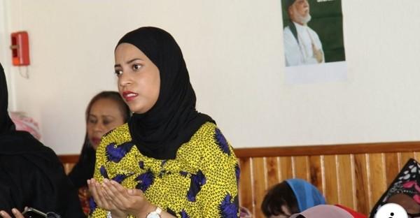 Le message de tristesse de la fille de l'ancien président Sambi | | Comores Infos