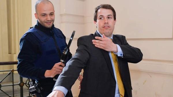 20 mois de prison avec sursis requis contre Laurent Louis