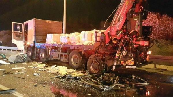 Au moins 6 morts, dont 3 enfants, dans un accident de bus à Ramle