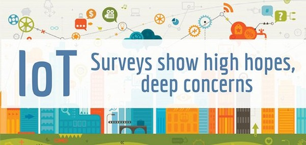 Surveys Show High Hopes, Deep Concerns about IoT - Savvycom