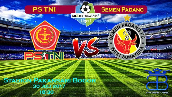 Prediksi PS TNI vs Semen Padang Liga 1 Gojek Traveloka Indonesia