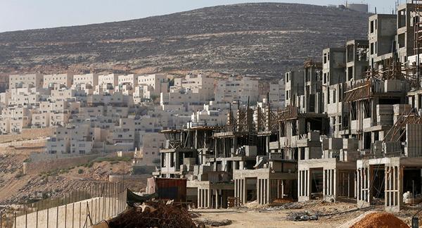 El avance inexorable de los colonosisraelíes