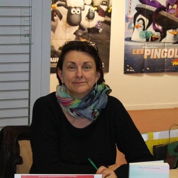 chronique/interview. Marteau Guernion Odile  - la télévision culturelle et artistique