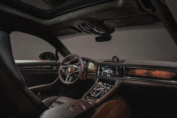 Porsche targets on delivering around 600 Sport Turismos