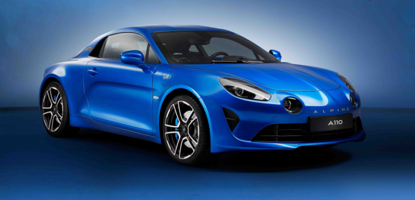 Top notch quality: 2018 Alpine A110