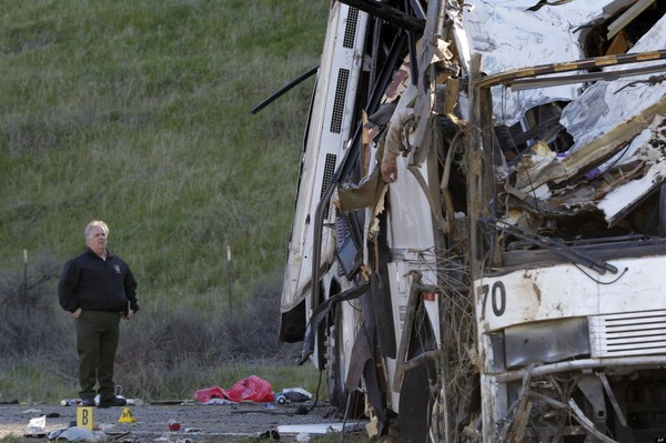 Un accident d'autobus fait 16 morts au Mexique