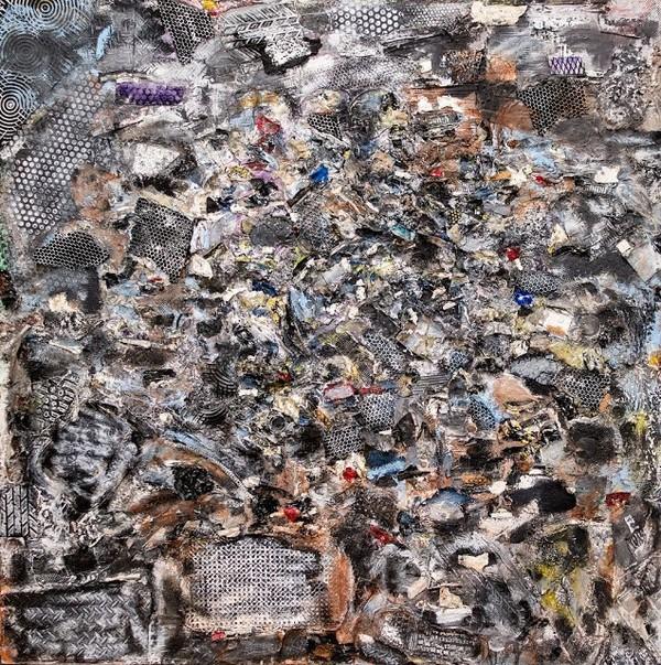 Exposition Art Blog: Jack Whitten - New Abstraction
