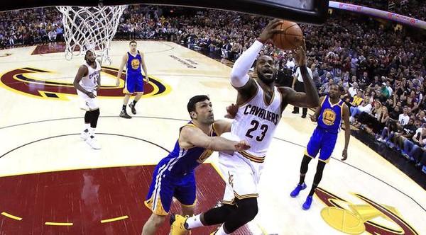 Rebut Gim 4, Cavaliers Perpanjang Napas | Berita Olahraga Terkini