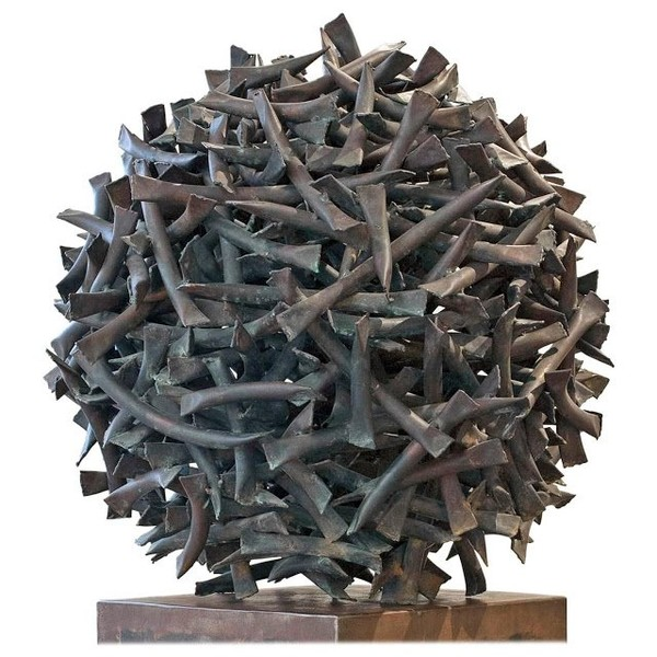 Exposition Art Blog: Claire Falkenstein